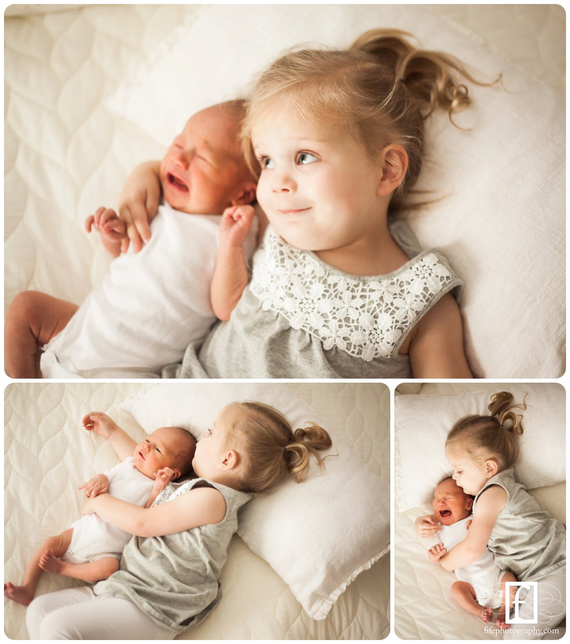 South Jersey Photographer || Lifestyle Newborn Session in ...
